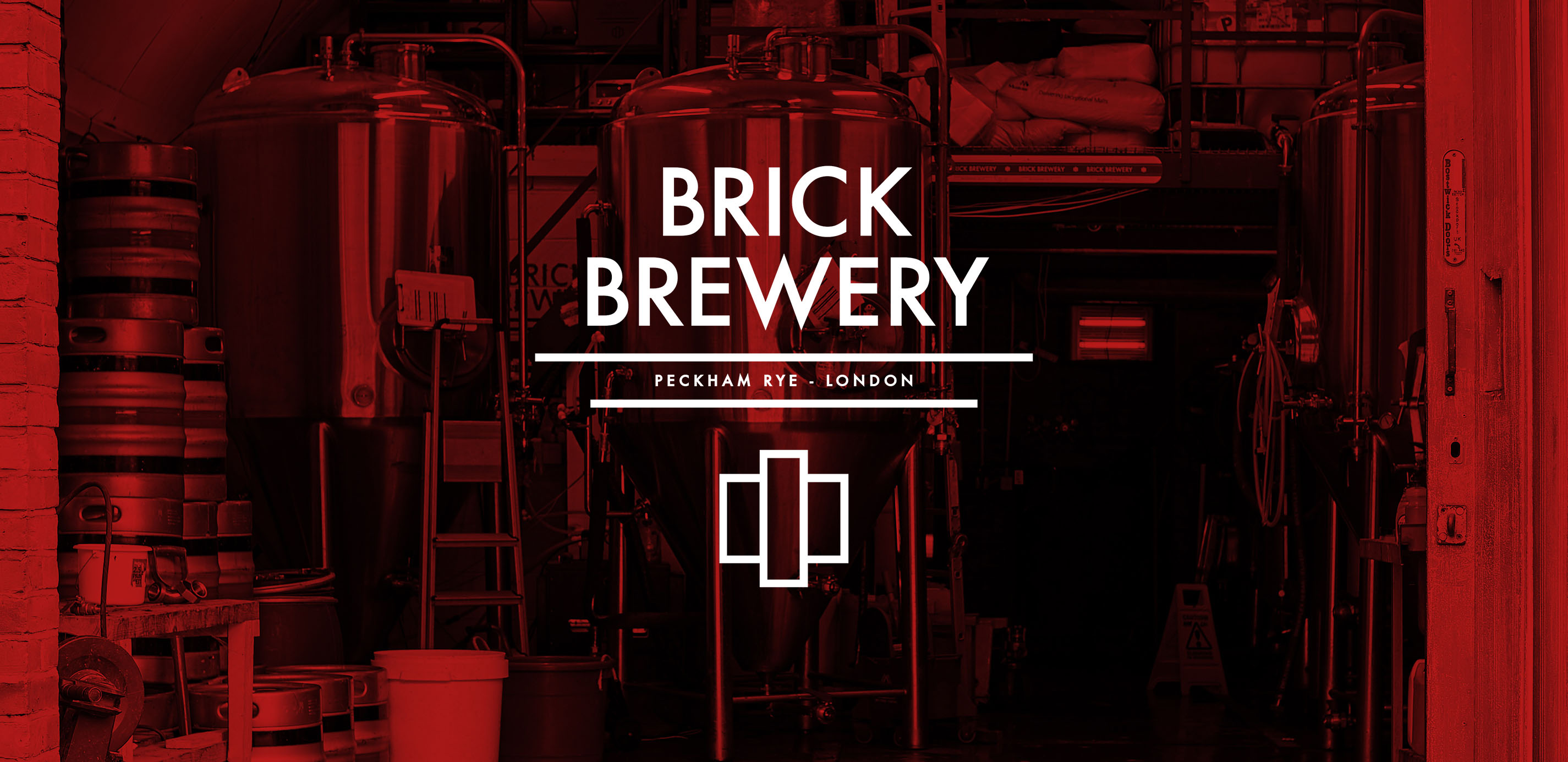 micro brewery equipment at Brick Brewery, Peckham