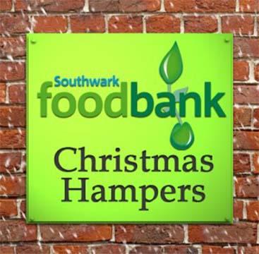Southwark Foodbank Christmas Hamper
