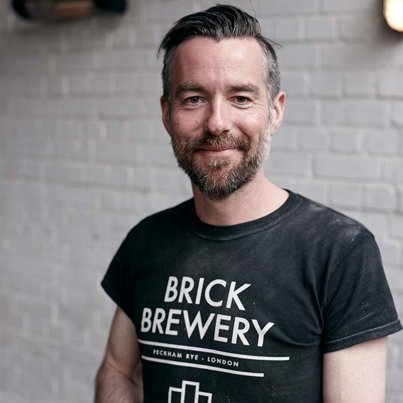 Russell Lee, Brick Brewery's assistant brewer