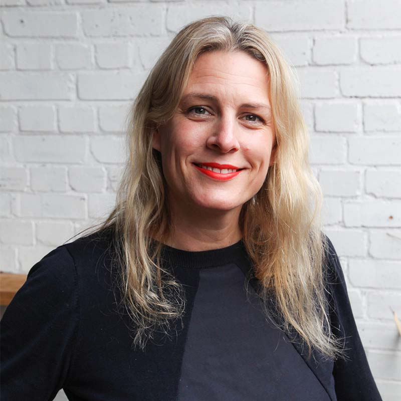 Sally Stewart, Brick Brewery's Brand Director