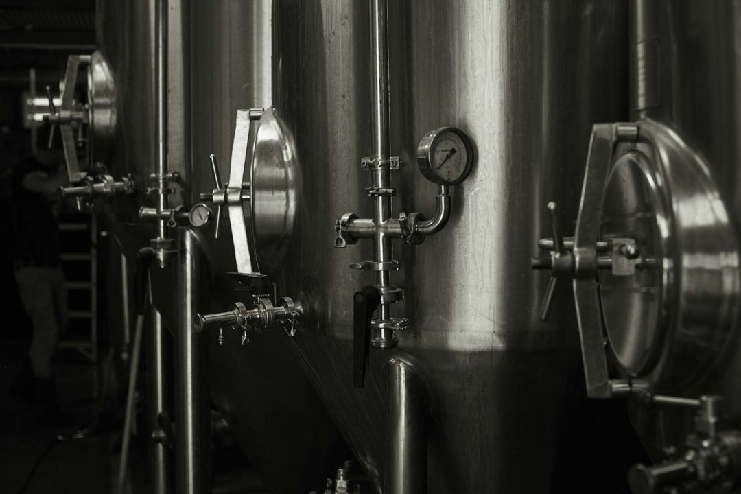 micro brewery equipment in peckham, london